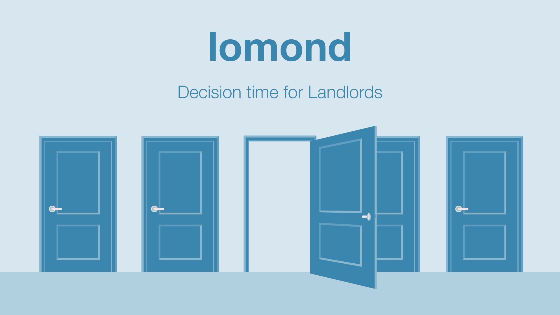 Decision time for Landlords……